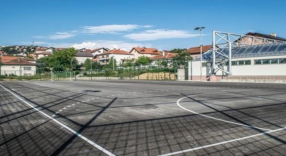 Završetak radova na izgradnji rukometnog igrališta