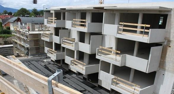 Početak radova na izgradnji stambenog kompleksa Lebenswelt Aigen Salzburg