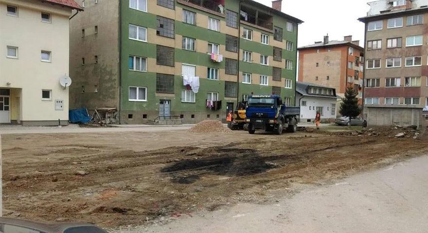Završeni radovi na uređenju javnih površina